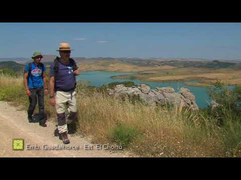 El agua en la Gran Senda de Málaga. Etapas 19 a 22