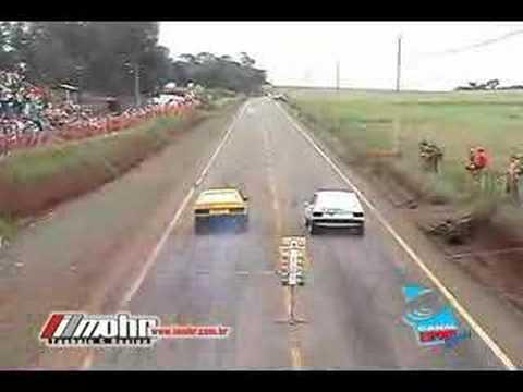Ibirubá - Reportagem exibida pelo programa Canal Esporte Show da TV Pampa de Carazinho, RS/Brasil referente a penultima etapa da Copa Sul de Arrancadas para carros na ...