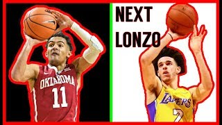 MEET THE NEW LONZO BALL: Trae Young Is The Next Big