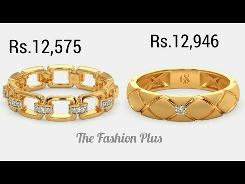 Latest Gold Ring Designs For Him with Price
