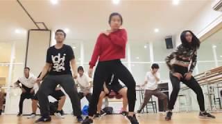 Isyana Sarasvati - Winter Song | Oliver Choreography