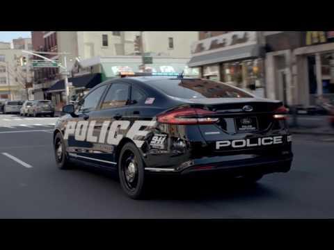 Ford在北美市場警車也吹節能風!