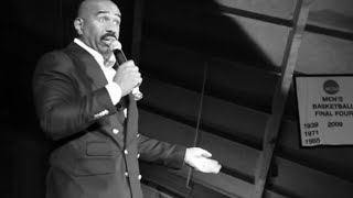 Steve Harvey's Motivational Speech To Kids At Villanova University