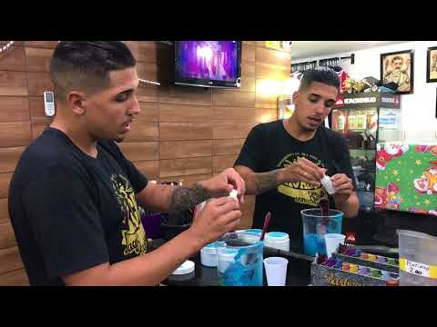 TUTORIAL: Como fazer Gel Shaving (Para Barbear e Finalizar Corte de Cabelo Na Navalha/Gilete)