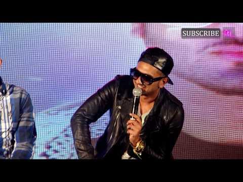 Launching Of Next Album Of Honey Singh Deshi Kalak
