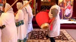 Ethiopian Orthodox 2005/2013 Debre Selam MedhaniAlem Official Opening Ceremony (Brandon, MB) #5
