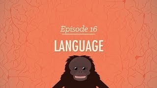 CrashCourse - Language: Crash Course Psychology #16