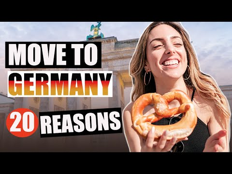20 Reasons to Move to Germany in 2020!