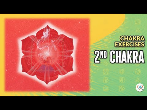 Dahn Yoga Exercise: Mini Yoga Class to Stimulate the 2nd Chakra