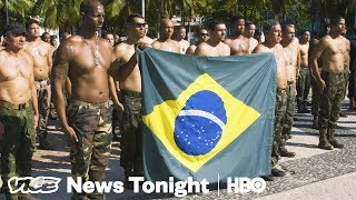 Brazil's Far-Right & Cop Murder Conviction: VICE News Tonight Full Episode (HBO)
