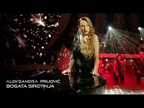 Bogata sirotinja - Aleksandra Prijović - nova pesma, tekst pesme i tv spot