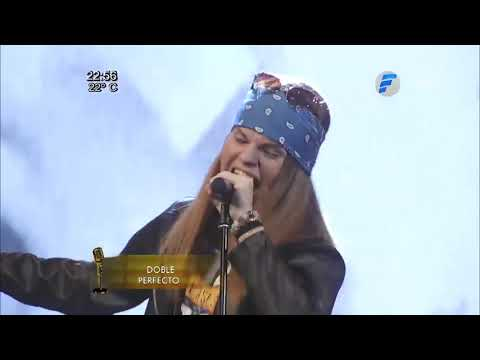 Axl Rose | Sweet child o mine | YoMeLlamoVIP