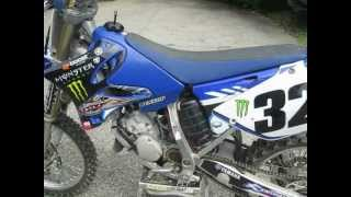 8. How to Get Your 2 stroke Idle Perfect!  YZ125