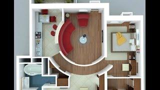 Planos de apartamentos peque os vidinfo for Diseno de apartamentos pequenos modernos
