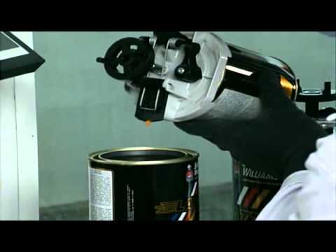 Lazzuril - Processo de Repintura 2 - Acerto de Tonalidade