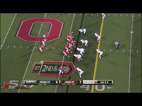Braxton Miller vs Penn St. 2013 video.