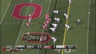 Braxton Miller vs Penn St (2013)