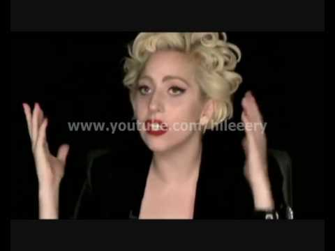 Lady Gaga Talks Madonna