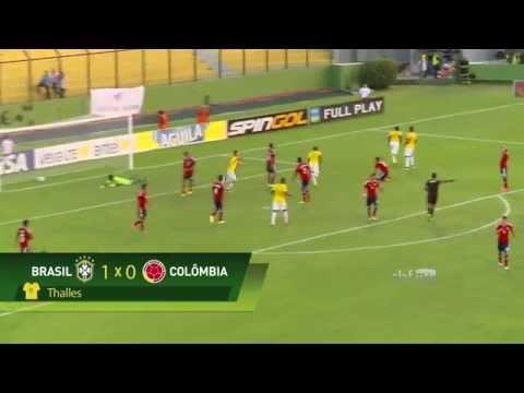 Sub-20: Seleção Brasileira fecha primeira fase com vitória sobre a Venezuela