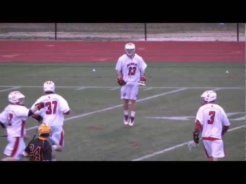 CUA Men's Lacrosse Downs Williams 8-7 in Overtime