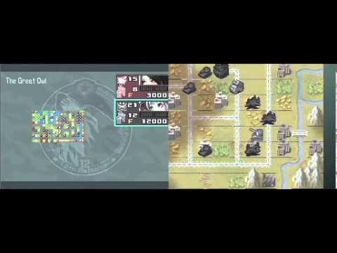 advance wars days of ruin walkthrough pt52 lin respect points