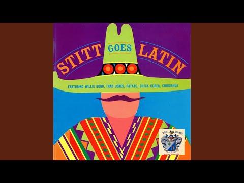 Sonny Stitt — Stitt Goes Latin