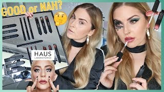 Is it worth it? 💸 HAUS LABS..... Lady Gaga's Makeup Review 😏 hmm by Shaaanxo