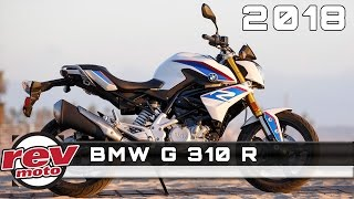 10. 2018 BMW G 310 R Review Rendered Price Specs Release Date