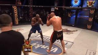 Video Bobby Lashley vs James Thompson | SFL - 3 | Battle Of Beasts MP3, 3GP, MP4, WEBM, AVI, FLV Juni 2019