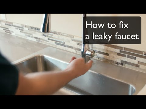 How to Fix A Leaky Faucet – Single-handle Faucet by Kohler.  By Best Plumbing (206) 633-1700