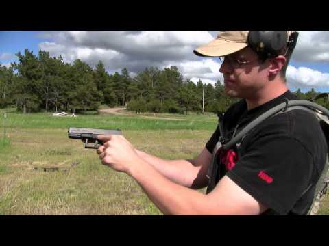 How To Shoot A Handgun Faster and More Accurately