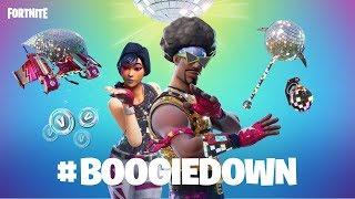 #boogiedown Contest Announce