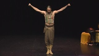 Iranian/French Dance Fusion Takes In Literature And Legends - Le Mag