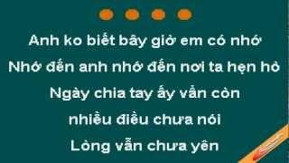 Video Noi Dau Trong Tinh Yeu Karaoke - Lam Chan Huy - CaoCuongPro MP3, 3GP, MP4, WEBM, AVI, FLV Juni 2019