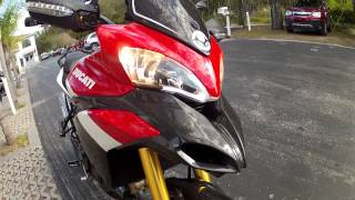 4. 2012 Ducati Multistrada 1200 S Pikes Peak at Euro Cycles of Tampa Bay