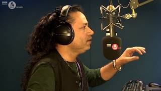 Padma Shri Award winner Kailash Kher steps into the Desioke Booth! Check out how well he's done!