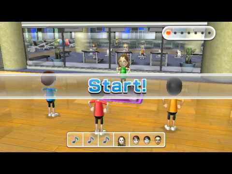 Wii Party - All 1 vs. 3 Mini-Games