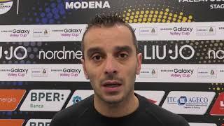 Liu Jo Modena, coach Gaspari presenta la gara con Legnano
