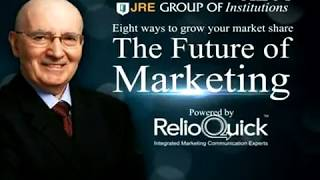 Dr Alok Bharadwaj CreoVate with Dr Philip Kotler on Future of Marketing in NDTV India