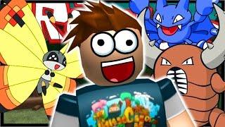 SHINY VIVILLON EVOLUTION & BIG SHINY POKEMON HAUL!! | Roblox Pokemon Brick Bronze | Ep 39