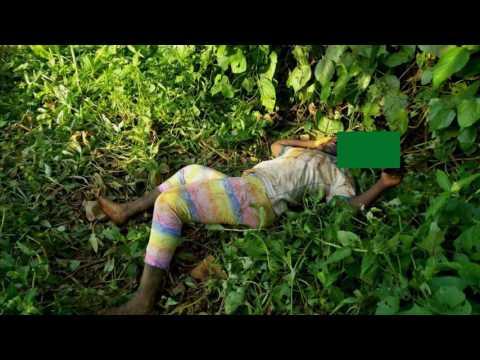 Full Video: 5 men gang-rape a 14 year old girl at Nkawkaw, Ghana