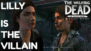 Why Lilly Will be the Villain in season 4! The Walking Dead:Season 4:
