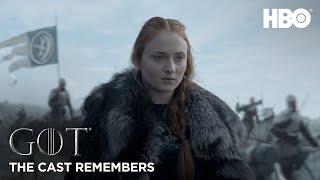 Video The Cast Remembers: Sophie Turner on Playing Sansa Stark   Game of Thrones: Season 8 (HBO) MP3, 3GP, MP4, WEBM, AVI, FLV Mei 2019