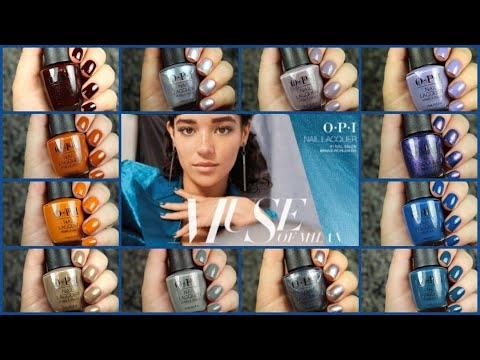 OPI Muse of Milan | Fall 2020 | Live Swatch + Comparisons