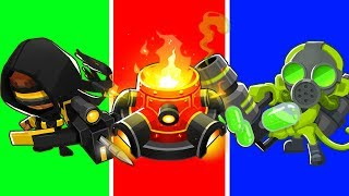 Bloons TD 6 - 4-Player Primary BOOST Challenge | JeromeASF