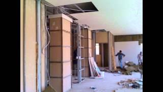 Alçıpan Asma Tavan Bölme Duvar Sistemleri