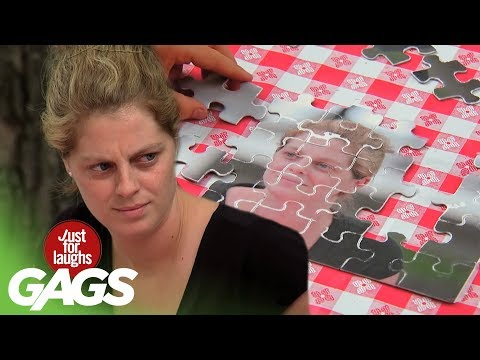 April Fools' Just For Laughs Gags Special – Best Photo Magic Pranks