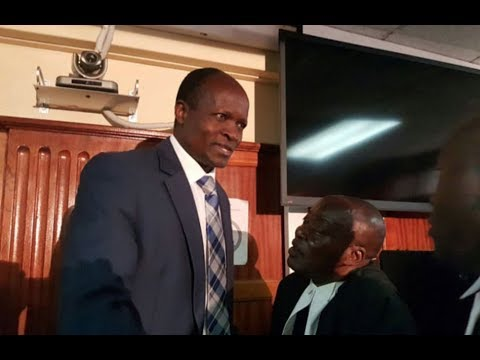 Okoth Obado denies murder of Sharon Otieno, held in Nairobi