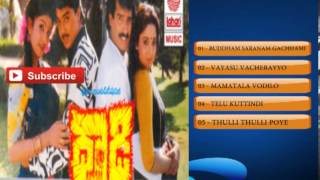 Dhaadi Telugu Movie Full Songs Jukebox