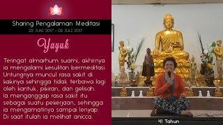 Video Perjuangan dalam meditasi - Sharing oleh YAYUK MP3, 3GP, MP4, WEBM, AVI, FLV November 2017